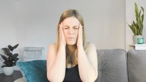how to ease a headache with massage
